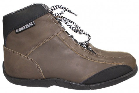 Freizeit Stiefeletten Wanderschuhe Jagdschuhe Wanderstiefel Stiefel Schuhe Nubuckleder