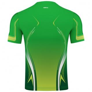 OMKA Trikot Teamsport Teamwear Fussballtrikot Fantrikot Shirt Jersey Grün - Vorschau 3