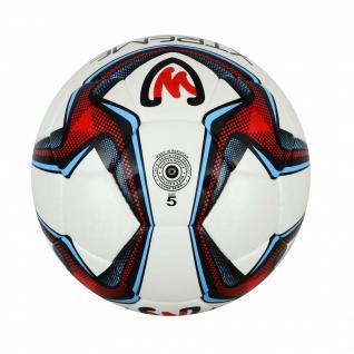 GermanWear Xtreme Fußball Größe 5 PU 1, 8mm Match Ball Turnierball - Vorschau 5