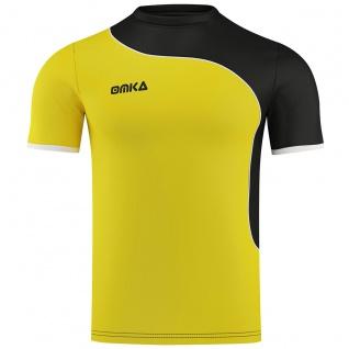 OMKA Trikot Teamwear Teamsport Fußballtrikot Uniformhemd Fantrikot - Vorschau 5