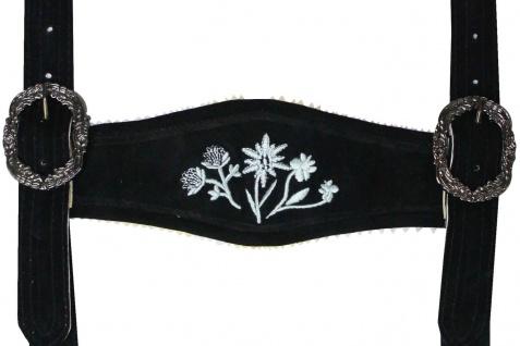 Damen Trachten Lederhosen Klassische Hosenträger Trachtenmode H-Träger