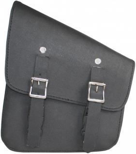 Motorrad Solobag Solo Tasche Satteltasche saddlebag Motorradtasche Tasche aus Leder