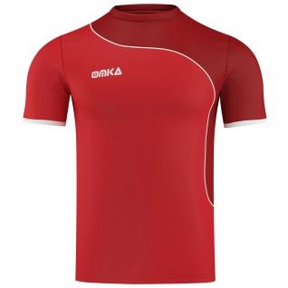 OMKA Trikot Teamwear Teamsport Fußballtrikot Uniformhemd Fantrikot - Vorschau 2