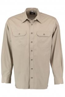 Jagdhemd hemd jäger Hemd Langarm Hemd - Vorschau 3