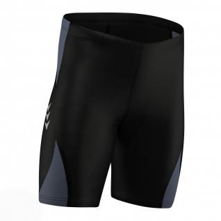 Radhose Fahrradhose Radlerhose Gepolsterte Coolmax Radler-Shorts - Vorschau 3