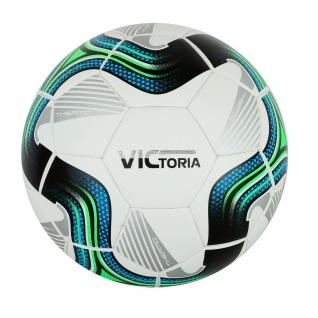 GermanWear Striker Fußball Größe 5 PU 1, 0 mm Thermo Bonded Match Ball Turnierball - Vorschau 4