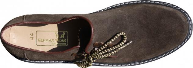 Trachtenschuhe Gummisohle Haferlschuhe Trachten Schuhe aus Wildleder & Gummisohle Trachtenschuhe 5ca941