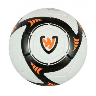 GermanWear Deft Fußball Größe 5 PU/PVC 1.3 mm Training Ball - Vorschau 2