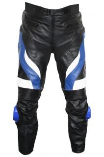 German Wear, Motorradhose Motorrad Biker Racing Lederhose