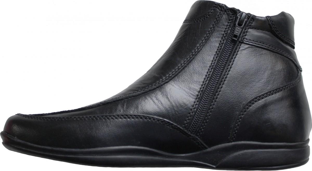 Schnürschuhe Stiefeletten aus aus aus echtem Rindsleder Schuhe schwarz 0b75ac