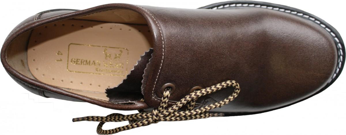 Trachten Haferlschuhe Trachtenschuhe Pullup-Glattleder Pull-Up-Leder Schuhe Schuhe Schuhe Braun 96ac8f