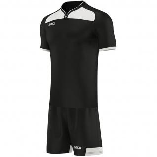 OMKA Herren Team Trikotset 2-teilig fußball set Fitness Team (Jersey + Shorts) - Vorschau 4