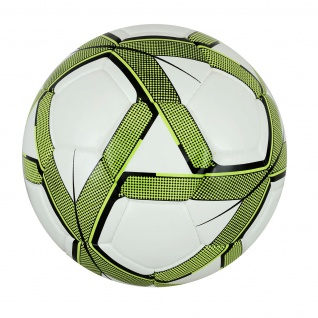 GermanWear Smash Fußball Größe 5 PU 1, 2 mm Match Ball Turnierball