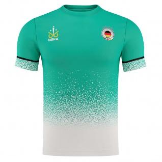 OMKA Trikot Teamsport Teamwear Fussballtrikot Fantrikot Deutschland, Kellygrün