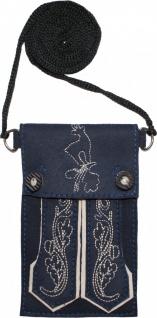 German Wear, IPhone trendige Trachten Tasche Handytasche handy Leder-Imitat