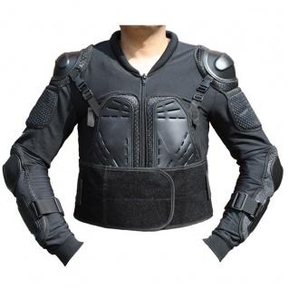 Motorrad Protektorenjacke protektoren Safety jacke Body Armour/Armor - Vorschau 2