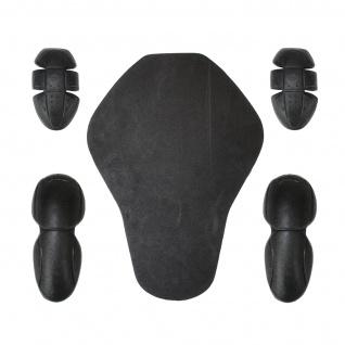 Protektoren Set Innenprotektoren für Motorrad Jacken / Hemden und Hosen