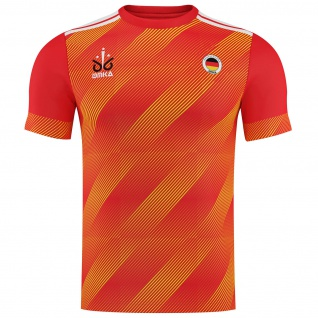 OMKA Trikot Teamsport Teamwear Fussballtrikot Fantrikot , Orange