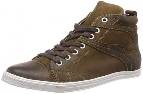 Trachtenschuhe Haferlschuhe Sneaker Julian 596-H Rustik/braun