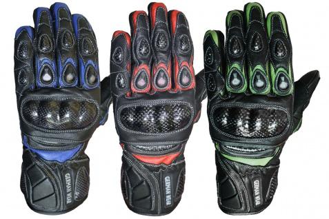 aea883391850e9 ... Driving Halbfinger Fingerlose Autofahrer-Handschuhe Lederhandschuhe.  24,89 €. GermanWear Motorradhandschuhe Motorrad Biker Handschuhe  Lederhandschuhe