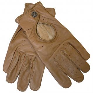 GermanWear Driving Autofahrer-Handschuhe Lederhandschuhe - Vorschau 4