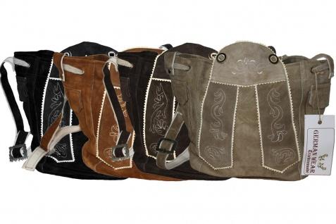 Damen Trachtentasche Dirndl Taschen Trachten ledertasche in der 4x Farben