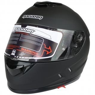 Marushin 889 Comfort Motorrad Helm Integralhelm Sonnenblende Tourenfahrer - Vorschau 2