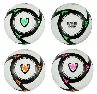 GermanWear Deft Fußball Größe 5 PU/PVC 1.3 mm Training Ball