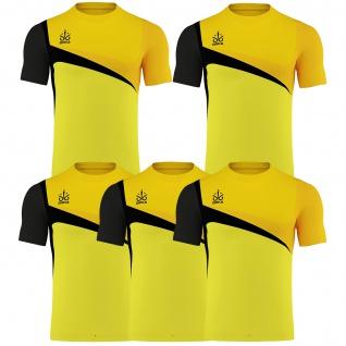 OMKA 5er Trikot-set Trikot Teamwear Fußball Handball Rugby Laufsport Volleyball - Vorschau 5