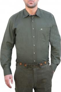 Jagdhemd hemd für jäger jagd Dunkelgrün