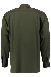 Jagdhemd hemd jäger Hemd Langarm Hemd - Vorschau 2