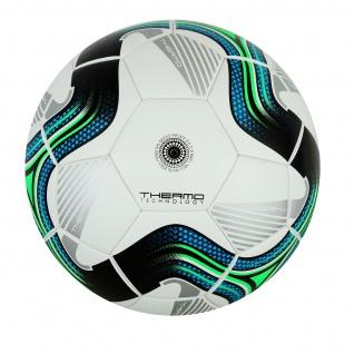 GermanWear Striker Fußball Größe 5 PU 1, 0 mm Thermo Bonded Match Ball Turnierball - Vorschau 3