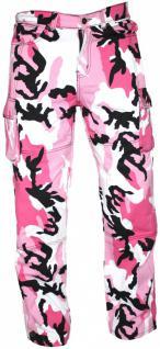 Damen Motorradjeans Rutsch und brandfeste Motorradhose Twill Jeans Hose, pink, unisex