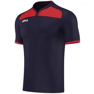 OMKA Trikot Teamsport Teamwear Fussballtrikot Uniformhemd Fan Trikot - Vorschau 2