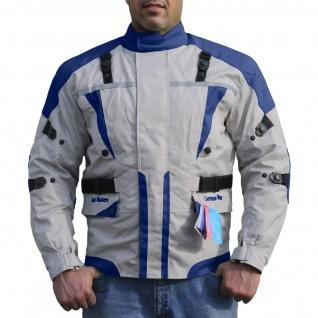 Textilien Jacke Motorradjacke Kombigeeignet jacke