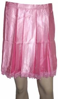 Edel Trachtenschürze aus Polyester Dirndlschürze in Pink