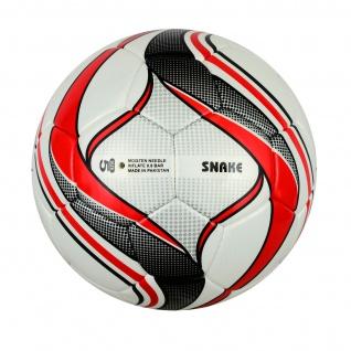 GermanWear Beamer Fußball Größe 5 PU 1, 5 mm Match Ball Turnierball - Vorschau 4