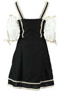 1-teiliges Midi-Dirndl Landhaus Kleid Dirndel - Vorschau 2