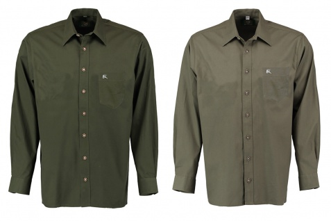 Jagdhemd hemd jäger Hemd Langarm Hemd