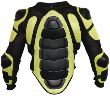 Protektorenjacke Motorrad Motocross Skatebording protektoren Armour
