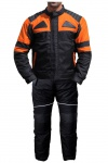 German Wear 2-teiler Motorradkombi Cordura Textilien Motorradjacke + Motorradhose