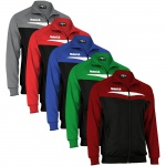 OMKA Optima Herren Trainingsjacke Sportjacke Joggingjacke in der 5x Farben