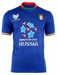 Italien WM 2018 Fan Trikot Fussballtrikot Fußball-Weltmeisterschaft