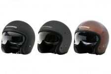 Marushin C-149 Motorrad Helm Jethelm Premium Line Halbschalenhelm