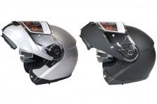 Marushin M-310 Motorrad Helm Klapphelm Sonnenblende sportliche Tourenfahrer