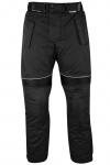 GermanWear® Motorradhose Cordura Textilhose, Schwarz