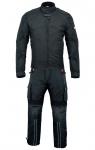 BULLDT 2-teiler Motorradkombi Cordura Textilien Motorradjacke + Motorradhose