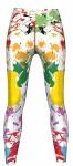 Splash Leggings sehr dehnbar für Sport, Gymnastik, Training & Fashion Mehrfarbig