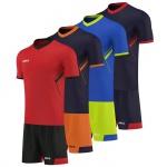 OMKA Trikotset 2-teilig Fußball Fitness Tennis etc Teamwear Jersey + Shorts set