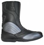 German Wear, Biker Motorradstiefel Motorrad Sport Touring Stiefel Schwarz/Anthrazit 29cm